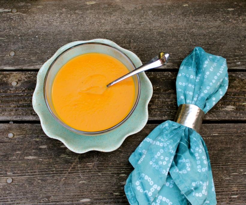 delectable soup